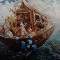 Noah (And The Ark) - Paul Jonekers